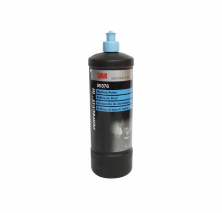 3M 09376 Machine Polish 1L PALE BLUE LID
