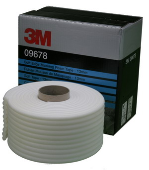 3M 09678 Soft Edge Masking Foam 10 X 13mm