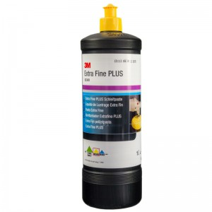 3M 80349 Extra Fine Compound 1L YELLOW TOP