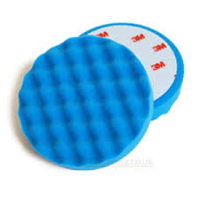 3M 50388 Polishing Pads (Box 2) Blue 150mm