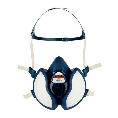 3M 4255+ Disposable Fly Mask Gas&Vapour FFP A2-P3 RD