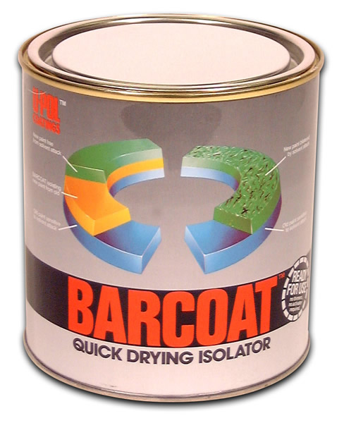 U-Pol 1L Barcoat Paint Isolator