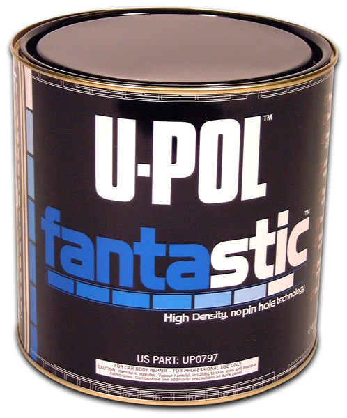 Upol 3L FANTASTIC ULTRA Light Weight Bodyfiller