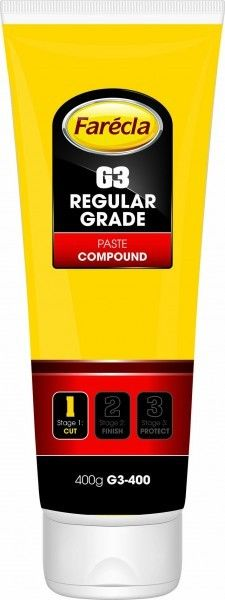 Farecla G3-400 Compound Paste Tube 400grm