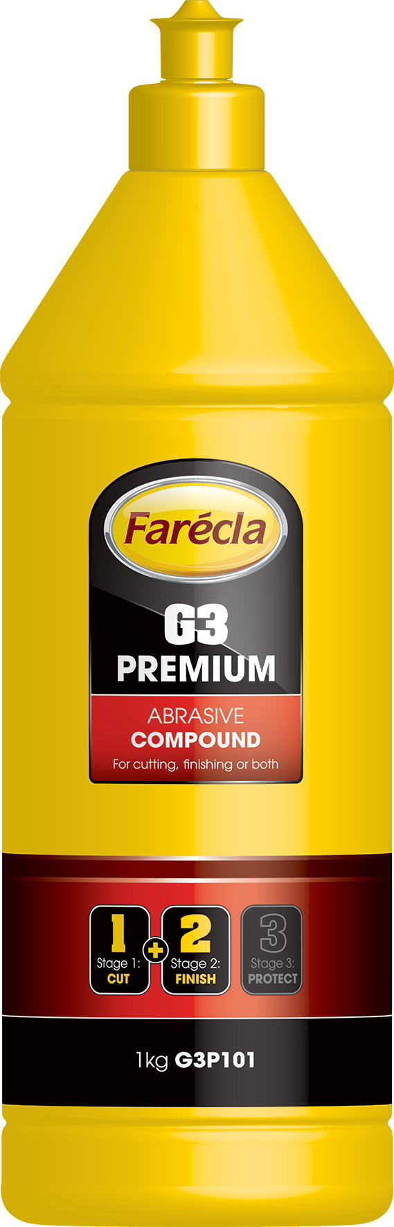 Farecla G3 G3P101 Premium Liquid Compound 1L