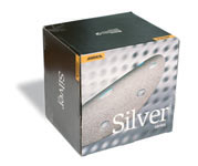 Mirka Q Silver Mini DA Sanding Disc 77mm Box 100