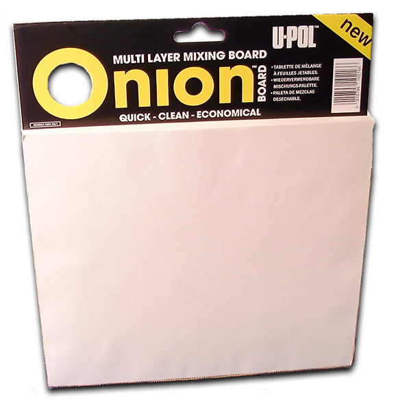 Upol Onion Board Filler Mixing Board