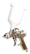 Sealey Spray Gun Professional Gravity Feed 1.4mm Set-Up S701G