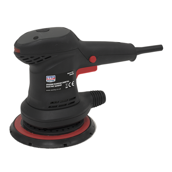 Sealey 0S400 Random Orbital Electric Sander Ø150mm 400W/230V