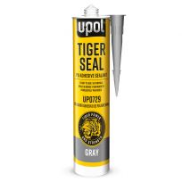 Upol Tigerseal Black 1K POLYURETHANE Adhesive Sealant 310ML Cart