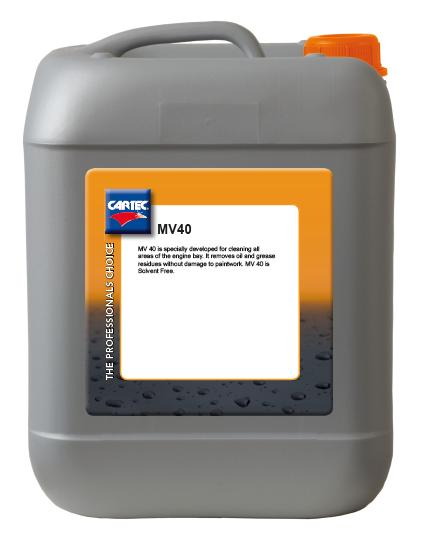 Cartec 5L Engine Cleaner VISKOS MV40